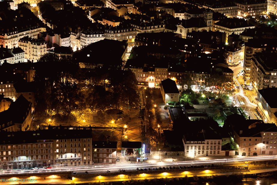 Night Grenoble