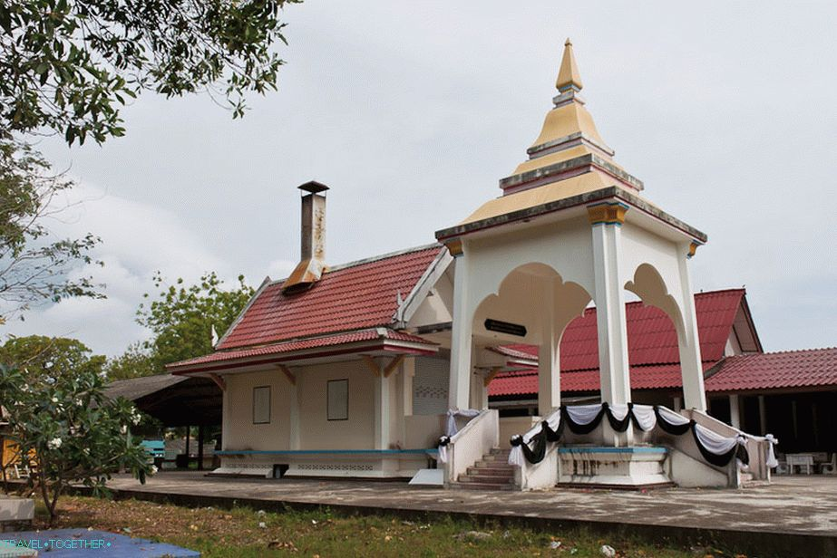 Crematorium on Phuket